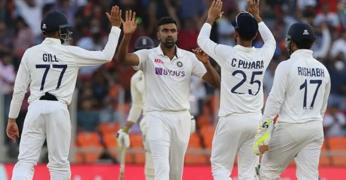 Ravichandran Ashwin becomes fastest Indian to pick 400 wickets in Test cricket