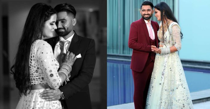 Rajasthan Royals all-rounder Rahul Tewatia gets engaged to Riddhi Pannu