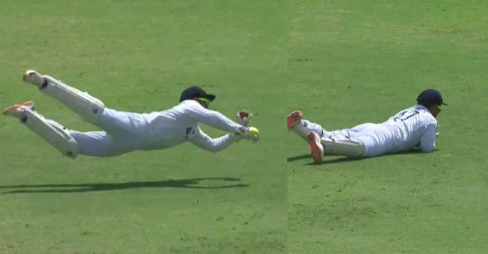 IND vs ENG: WATCH – Rishabh Pant takes a one-handed stunner to dismiss Ollie Pope in 2nd Test