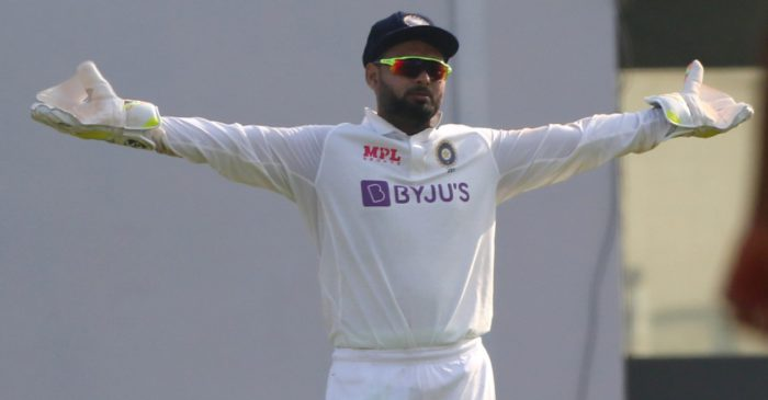 Rishabh Pant wins the ICC Player of the Month award for January 2021