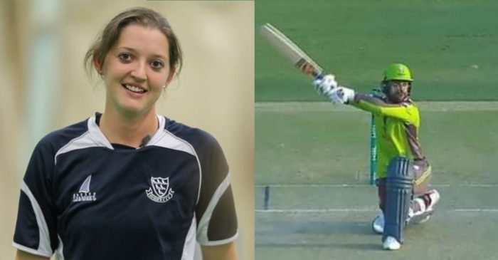 Sarah Taylor awestruck by Rashid Khan's unique 'Helicopter' shot in PSL 2021