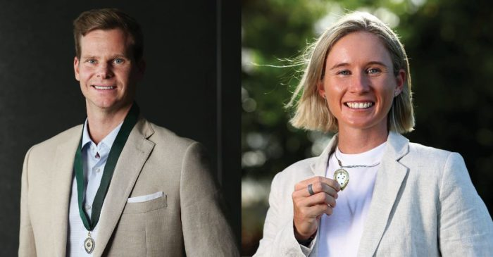 Australian Cricket Awards 2021: Steve Smith and Beth Mooney sweep top honours