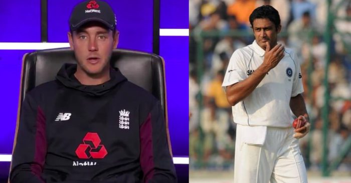 IND vs ENG: Stuart Broad reveals why he bowled like Anil Kumble in Chepauk Test