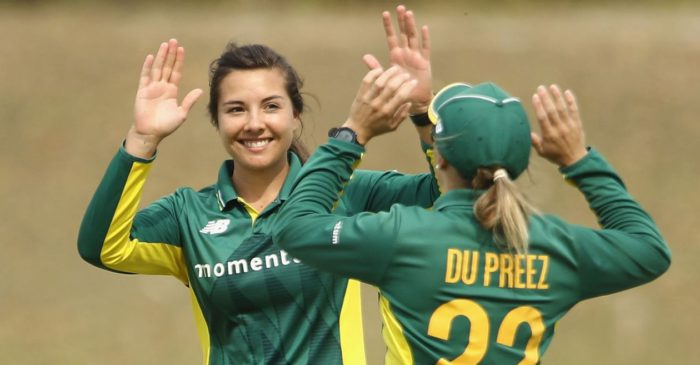 Sune Luus to captain South Africa Women in the upcoming series against India