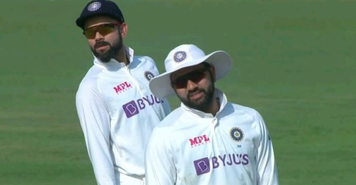 IND vs ENG: Virat Kohli, Rohit Sharma's picture from Chennai Test turns into a meme