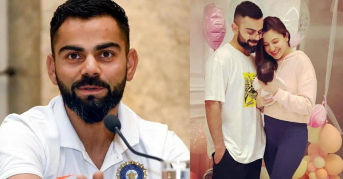 'Learning to change diapers is not difficult': Virat Kohli on adapting to fatherhood