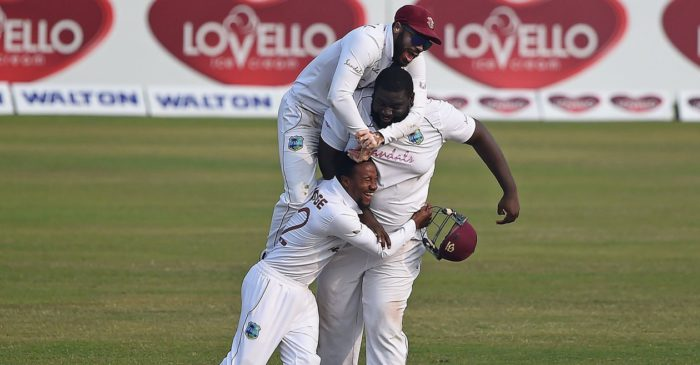 Twitter reactions: West Indies edge Bangladesh in 17-run thriller to complete a 2-0 series sweep