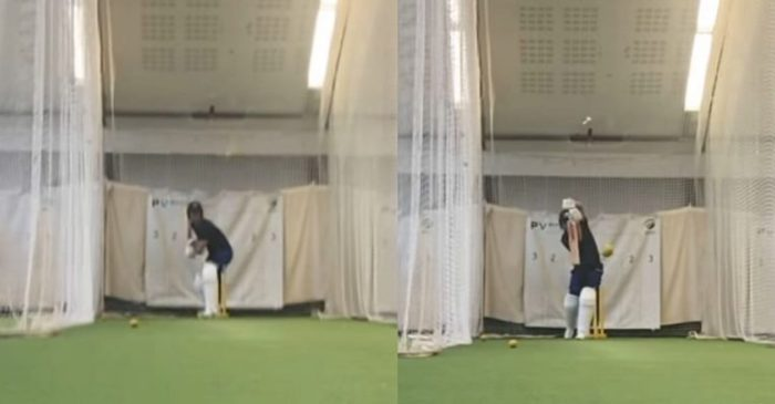 WATCH: AB de Villiers destroys his iPhone during an intense practice session for IPL 2021