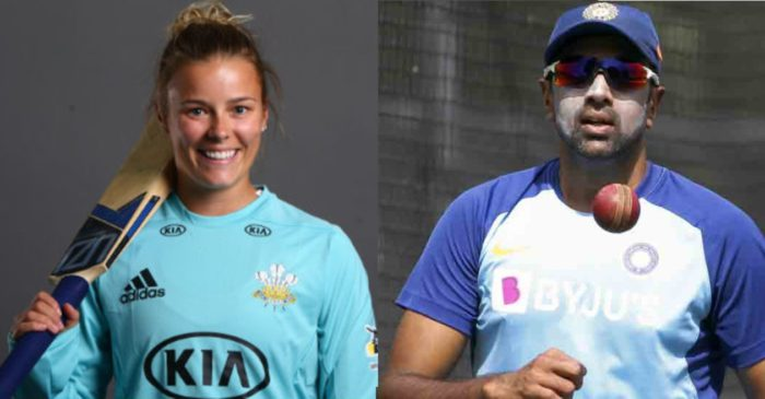 Alex Hartley lauds Ravichandran Ashwin for his interesting tweet on Women's cricket
