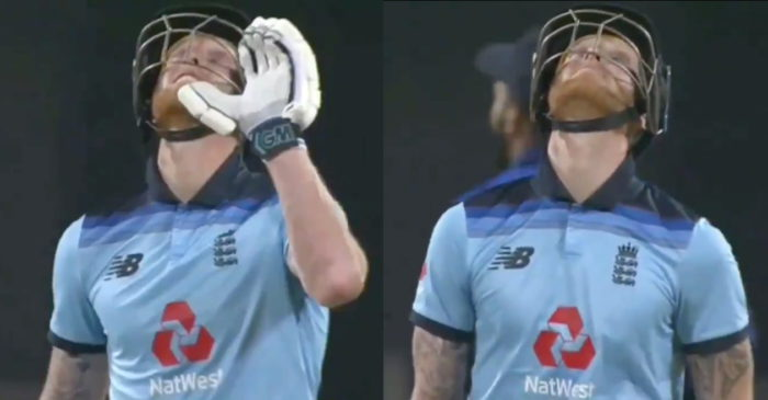 IND vs ENG: Ben Stokes says sorry to his late father after missing a ton in the 2nd ODI – WATCH