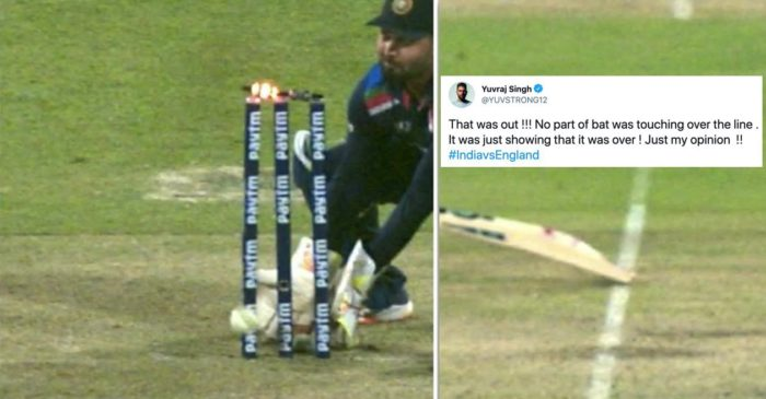 IND v ENG: Cricket experts baffled with 3rd umpire for giving Ben Stokes not-out despite bat being on the line