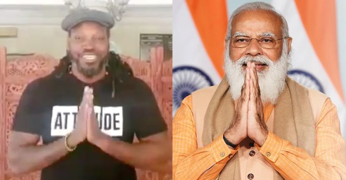WATCH: Chris Gayle thanks India, PM Narendra Modi for donating COVID-19 vaccines to Jamaica