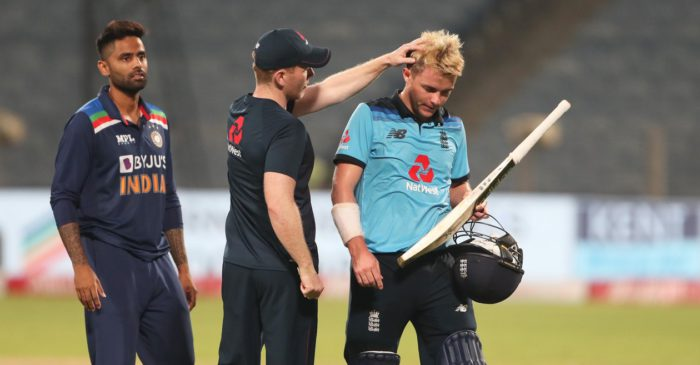 Twitter erupts after India survive Sam Curran scare in thrilling decider to seal the ODI series