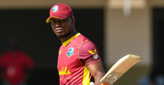 Twitter reactions: Evin Lewis' century propels West Indies to series-clinching win over Sri Lanka