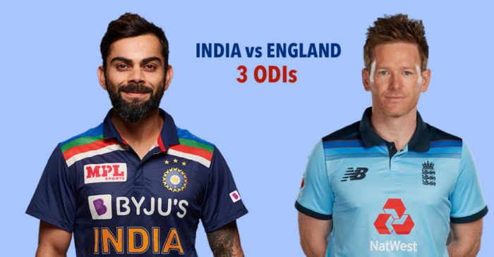 India vs England ODI series 2021: Fixtures, Time-Table, Squads, Broadcast & Live Streaming Details