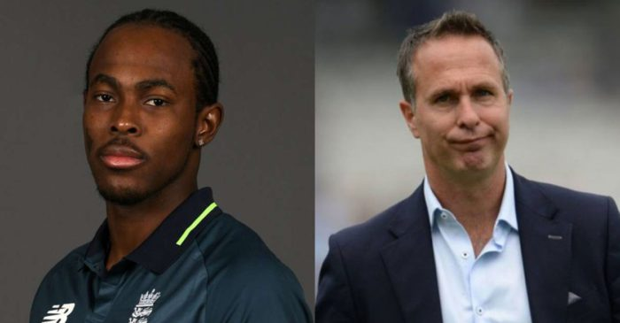 Jofra Archer hits out at Michael Vaughan's 'annoying' attitude claims