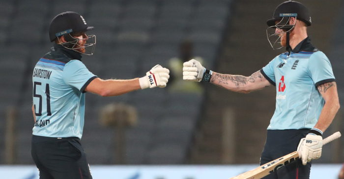 Twitter Reactions: Ben Stokes, Jonny Bairstow blow away India to level the ODI series