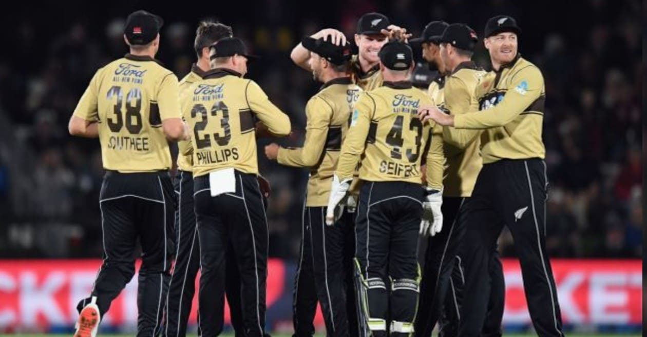 New Zealand announces T20I squad for Bangladesh series, six IPL bound players given rest