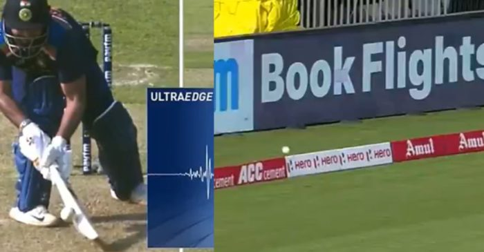 IND vs ENG: Here's why Rishabh Pant was denied four runs despite the ball going towards boundary