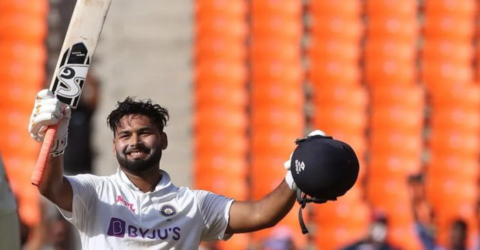 Cricket fraternity goes mad as Rishabh Pant smashes his 3rd century in Test cricket