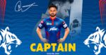 Rishabh Pant to captain DC in IPL 2021