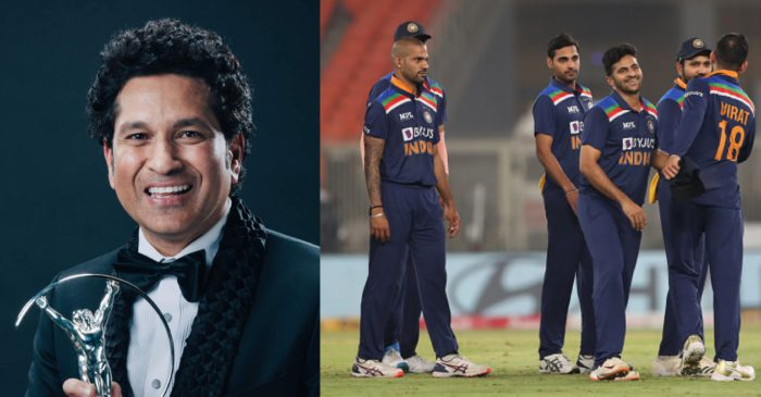 'Age should not be criteria': Sachin Tendulkar urges selectors to pick India's best squad for T20 World Cup