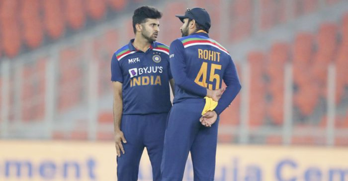 IND vs ENG: Shardul Thakur reveals Rohit Sharma's advice that helped him win the fourth T20I for India