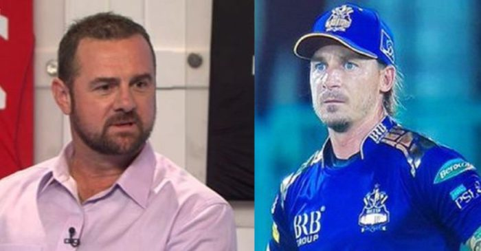 PSL 2021: Dale Steyn lashes out at Simon Doull for his 'mid-life crisis' comment