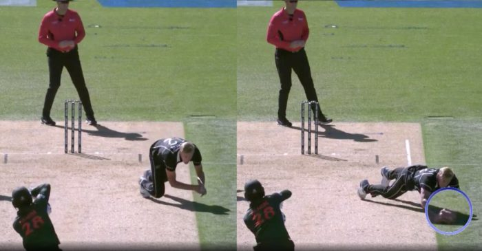 WATCH: Out or Not Out? Kyle Jamieson's effort stirs up controversy in New Zealand vs Bangladesh 2nd ODI