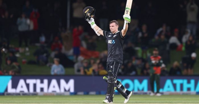 Twitter reactions: Tom Latham's ton power New Zealand to ODI series win over Bangladesh