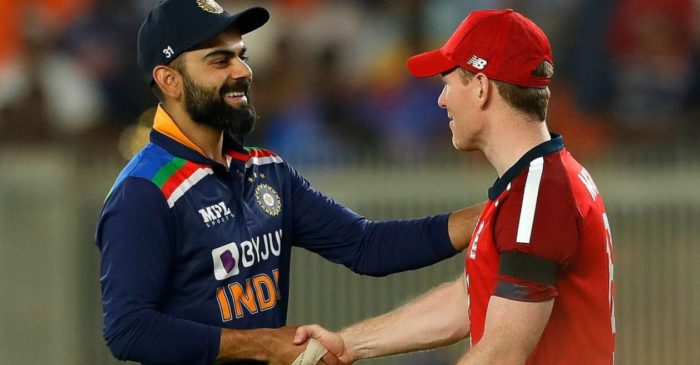 Remaining India vs England T20Is to be played behind closed doors without spectators