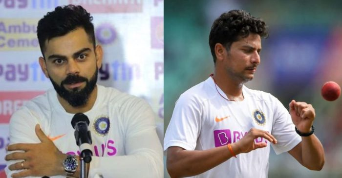 Virat Kohli explains why Kuldeep Yadav is not a regular feature in the playing XI for Team India