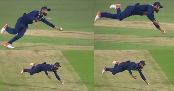 IND vs ENG – WATCH: Virat Kohli takes a one-handed blinder to dismiss Adil Rashid