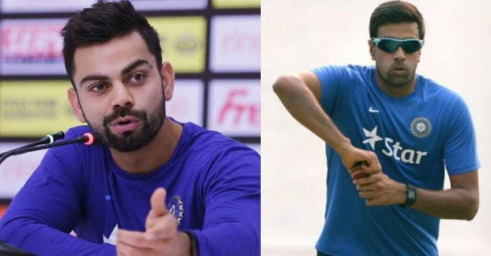 Virat Kohli throws light on Ravichandran Ashwin's future in limited-overs cricket