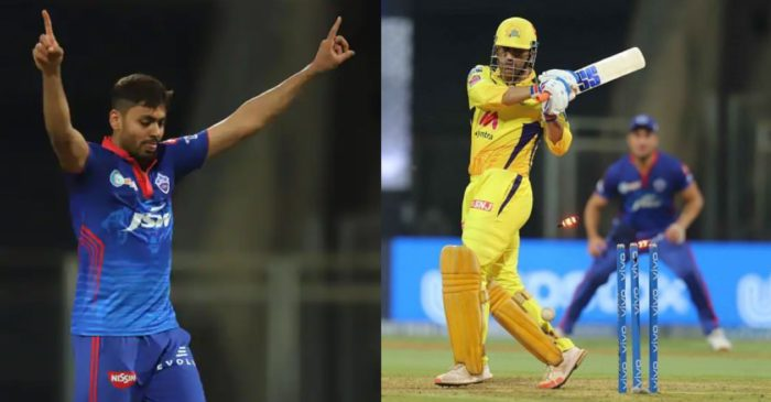 IPL 2021: Avesh Khan discloses how Delhi Capitals planned to dismiss MS Dhoni