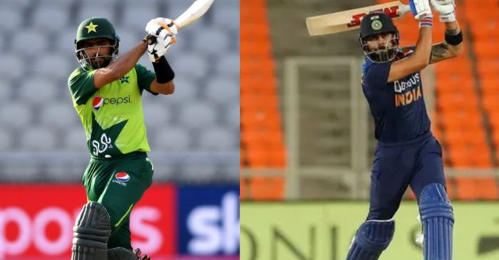 ICC T20I Rankings: Babar Azam climbs to the second position; Virat Kohli retains his fifth spot