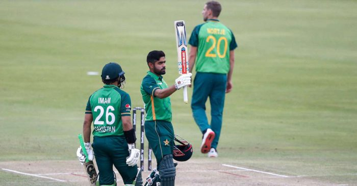 Twitter Reactions: Babar Azam registers a record ton before Pakistan beat South Africa in last-ball thriller