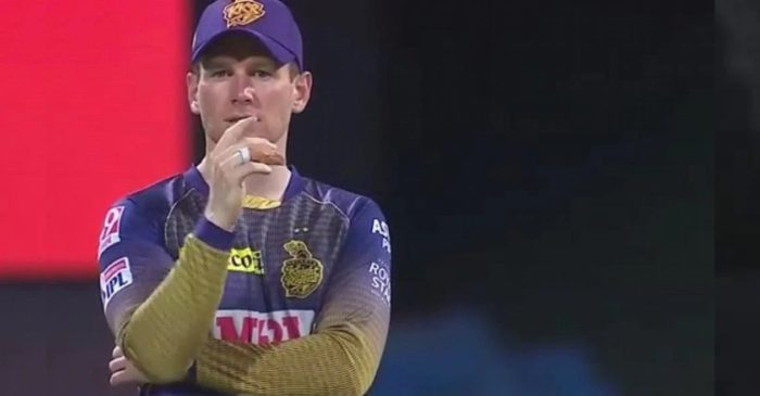 IPL 2021: KKR skipper Eoin Morgan fined INR 12 lakh, could face ban in future
