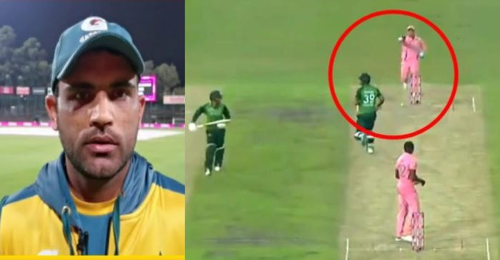 SA vs PAK: Fakhar Zaman opens up about his run out and Quinton de Kock's gesture