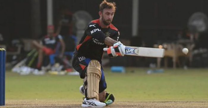 """Most awaited pic of the season"": Netizens react after seeing Glenn Maxwell in RCB jersey ahead of IPL 2021"