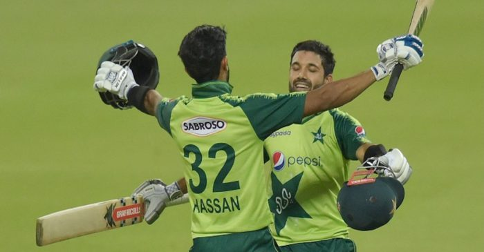 Twitter Reactions: Mohammad Rizwan helps Pakistan to pull off their highest successful run-chase in T20Is