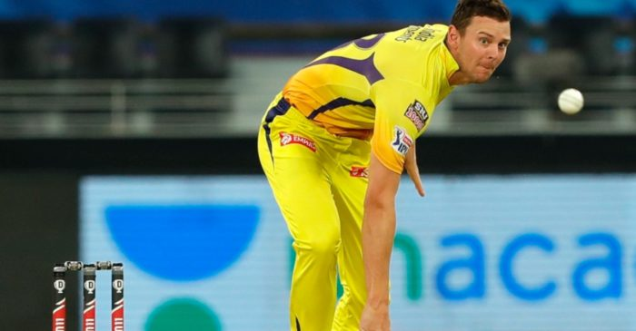 IPL 2021: Billy Stanlake rejects CSK offer to become Josh Hazlewood's replacement