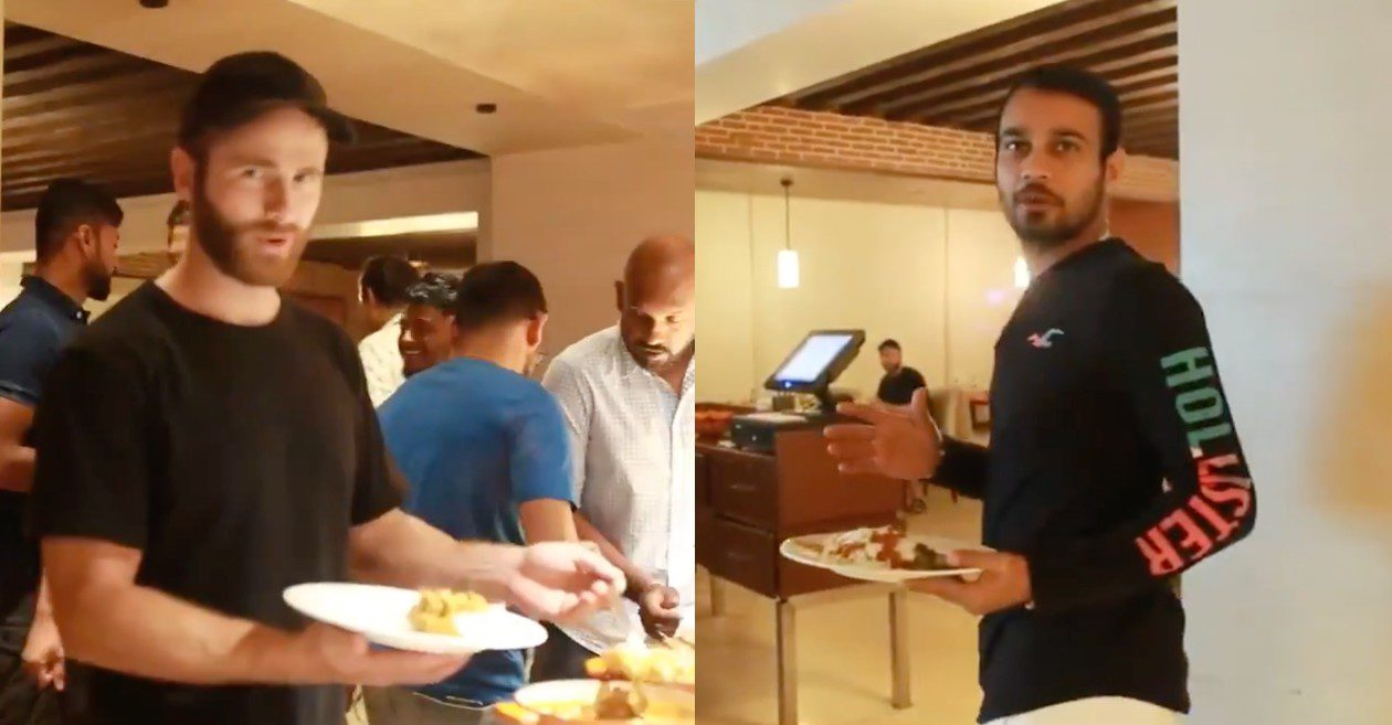 IPL 2021: Sunrisers Hyderabad shares a video of their players having a dinner together