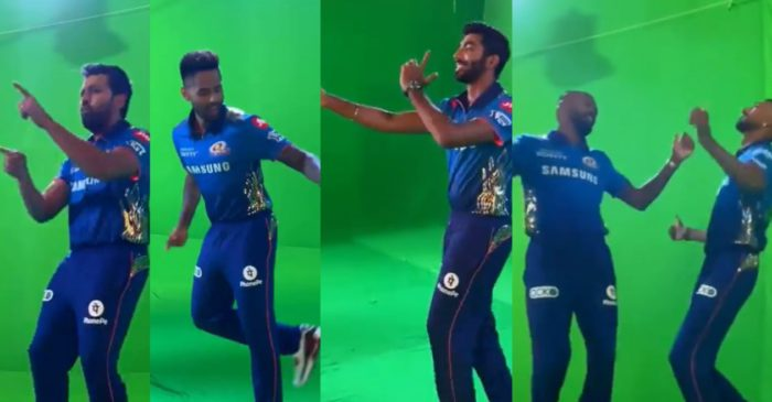 IPL 2021: WATCH – Rohit, Surya Kumar, Bumrah and Pandya brothers hit the dance floor on a Marathi song