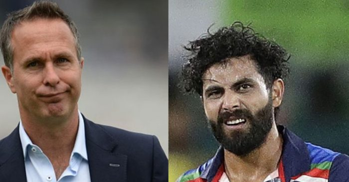 Michael Vaughan opens up over Ravindra Jadeja's exclusion from Grade A+ in BCCI contracts