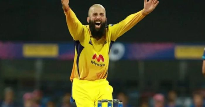 IPL 2021: Moeen Ali admits ball change helped CSK spinners against Rajasthan Royals