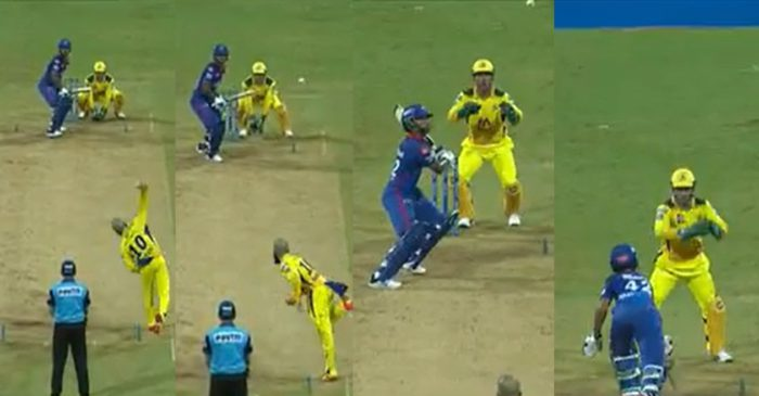 IPL 2020: Moeen Ali sends the ball to the moon during CSK vs DC match