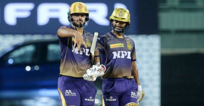 IPL 2021: KKR batsman Nitish Rana reveals the reason behind his unique celebration