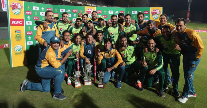 Twitter Reactions: Mohammed Nawaz guides Pakistan to victory in a nail-biting clash against South Africa