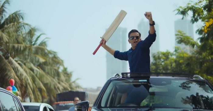 Mumbai Police uses Rahul Dravid's viral going advertisement to raise awareness on COVID-19